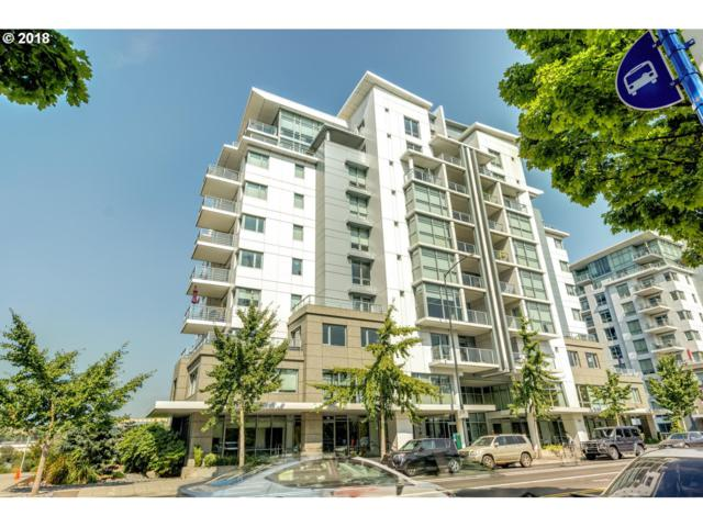 1310 NW Naito Pkwy #1005, Portland, OR 97209 (MLS #18369361) :: Cano Real Estate