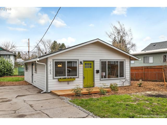 10105 N Tioga Ave, Portland, OR 97203 (MLS #18369439) :: McKillion Real Estate Group