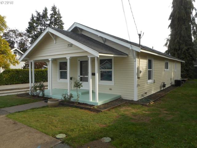 732 S 2ND St, Cottage Grove, OR 97424 (MLS #18369527) :: Harpole Homes Oregon
