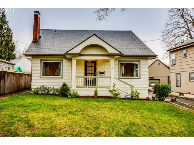 4026 SE Boise St, Portland, OR 97202 (MLS #18370528) :: Next Home Realty Connection