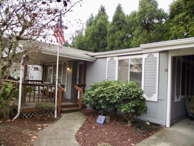 5701 NE St Johns Rd #55, Vancouver, WA 98661 (MLS #18370699) :: Hatch Homes Group