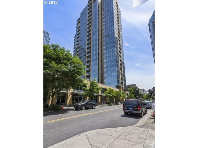 3570 SW River Pkwy #811, Portland, OR 97239 (MLS #18371586) :: Hatch Homes Group