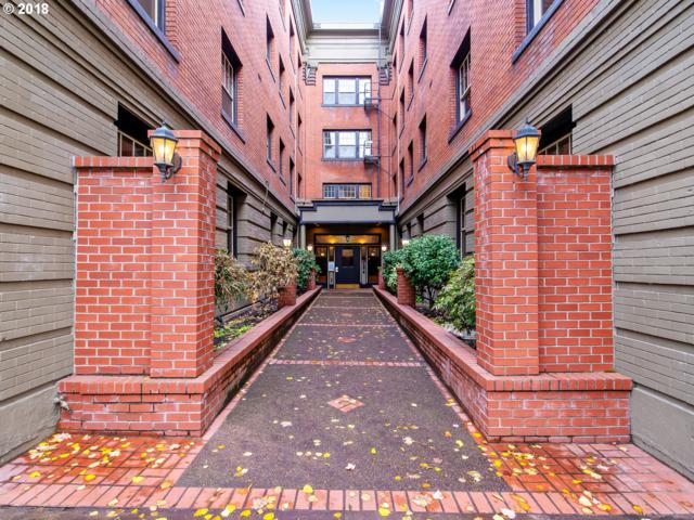 2109 NW Irving St #106, Portland, OR 97210 (MLS #18372123) :: Hatch Homes Group