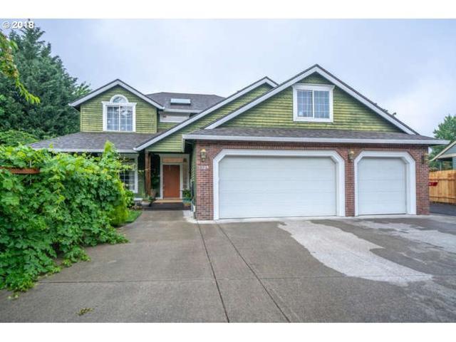 5529 SE Patterson St, Hillsboro, OR 97123 (MLS #18372345) :: McKillion Real Estate Group