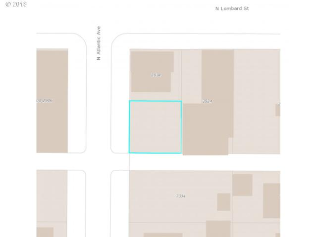 0 N Atlantic Ave, Portland, OR 97217 (MLS #18372662) :: Harpole Homes Oregon