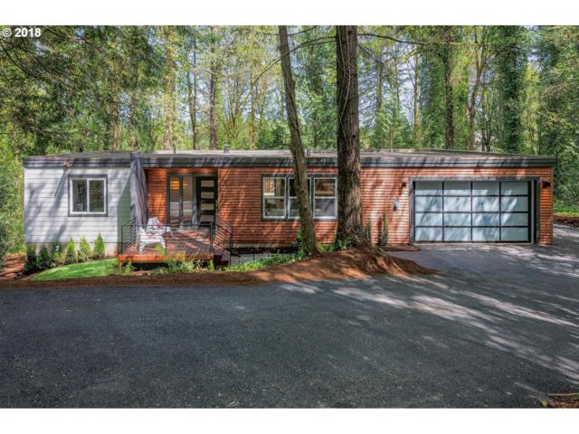1682 SW Maplecrest Dr, Portland, OR 97219 (MLS #18372809) :: Hatch Homes Group