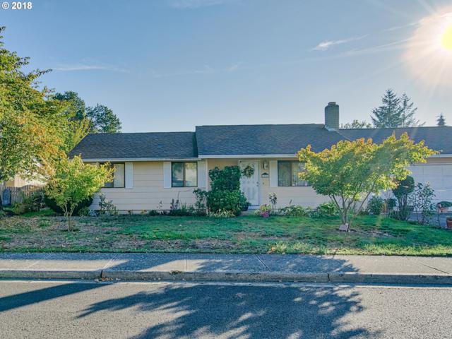 1550 SW 208TH Ave, Beaverton, OR 97003 (MLS #18372960) :: Portland Lifestyle Team