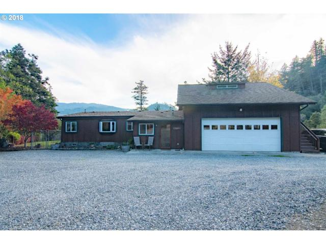 96963 N Bank Rogue Rd, Gold Beach, OR 97444 (MLS #18373457) :: The Sadle Home Selling Team