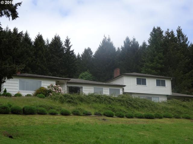 120 Bennett Creek Rd, Cottage Grove, OR 97424 (MLS #18374127) :: Song Real Estate