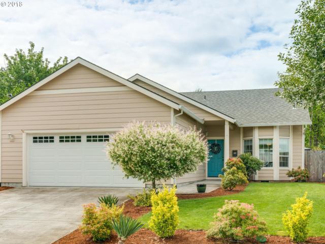 225 E Berkeley St, Gladstone, OR 97027 (MLS #18374214) :: Harpole Homes Oregon
