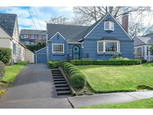 7504 SE 28TH Ave, Portland, OR 97202 (MLS #18374700) :: The Dale Chumbley Group