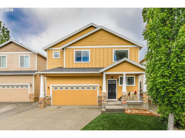 3607 SE 190TH Ave, Vancouver, WA 98683 (MLS #18374964) :: The Dale Chumbley Group