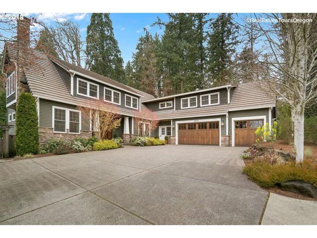 4855 NW Keenan Pl, Portland, OR 97229 (MLS #18375092) :: The Dale Chumbley Group