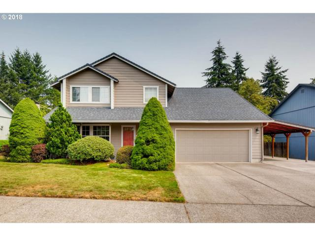 2711 NE 148TH Ave, Vancouver, WA 98684 (MLS #18375606) :: Next Home Realty Connection