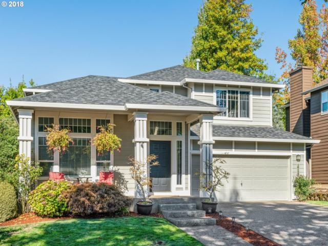 16129 SW Palermo Ln, Tigard, OR 97223 (MLS #18376252) :: McKillion Real Estate Group