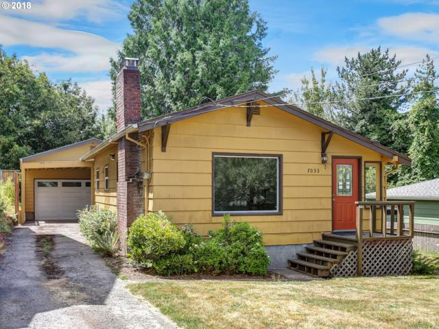 7033 SW 52ND Ave, Portland, OR 97219 (MLS #18376545) :: Hatch Homes Group