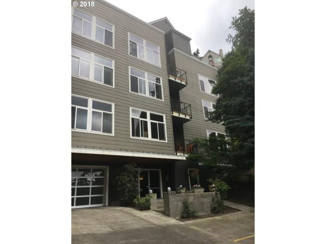 1910 SW 18TH Ave #43, Portland, OR 97201 (MLS #18377898) :: Team Zebrowski