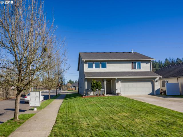 916 NE Grace Ave, Battle Ground, WA 98604 (MLS #18378290) :: The Dale Chumbley Group