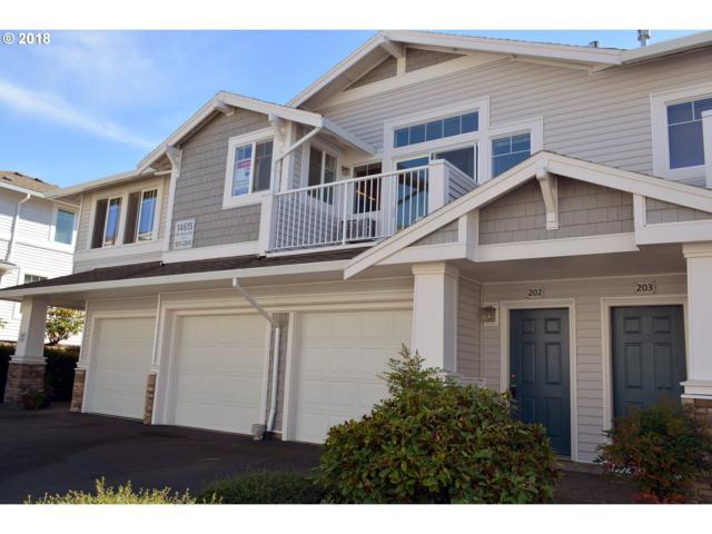 14615 SW Beard Rd #202, Beaverton, OR 97007 (MLS #18378306) :: McKillion Real Estate Group