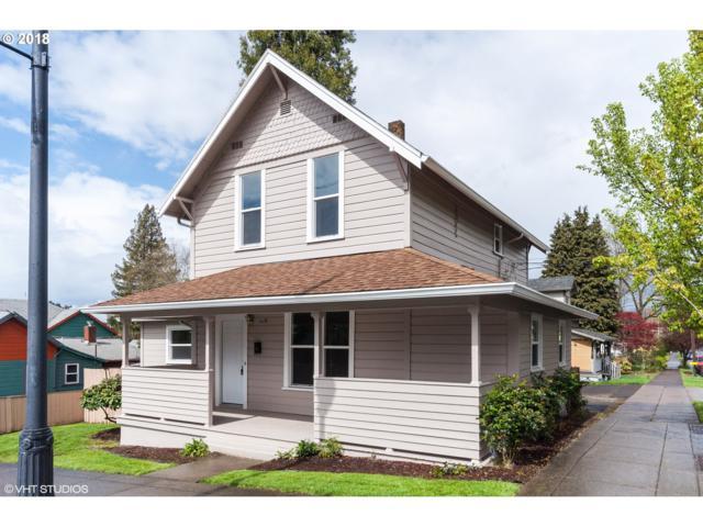 1119 7TH St, Oregon City, OR 97045 (MLS #18379065) :: McKillion Real Estate Group