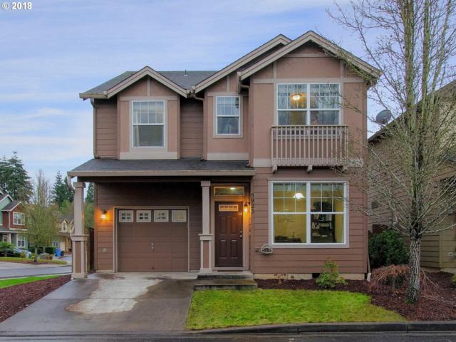 5923 NE 60TH Cir, Vancouver, WA 98661 (MLS #18379169) :: Fox Real Estate Group
