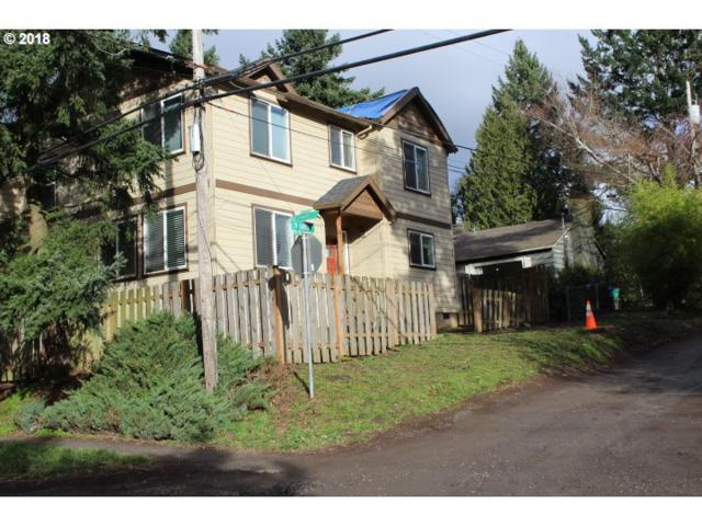 4035 SW Baird St, Portland, OR 97219 (MLS #18379177) :: Next Home Realty Connection
