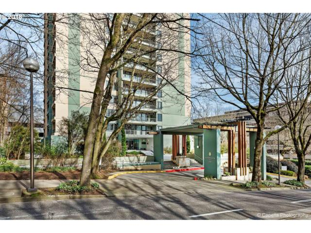 111 SW Harrison St 6B, Portland, OR 97201 (MLS #18379783) :: Next Home Realty Connection