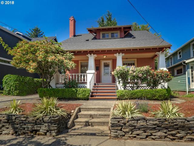 8615 SE 11TH Ave, Portland, OR 97202 (MLS #18379901) :: R&R Properties of Eugene LLC