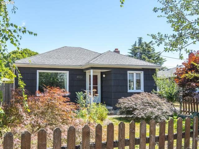 4932 NE 78TH Pl, Portland, OR 97218 (MLS #18380267) :: Next Home Realty Connection