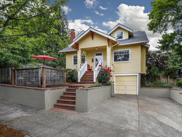 7415 SE Madison St, Portland, OR 97215 (MLS #18380415) :: Portland Lifestyle Team