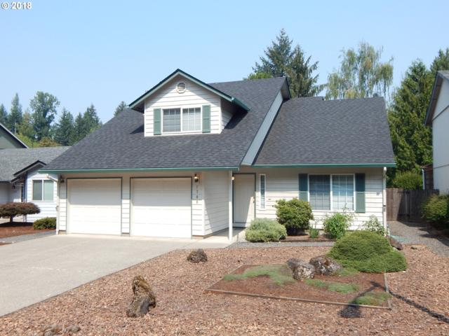 1708 NE 41ST Cir, Vancouver, WA 98663 (MLS #18380550) :: Next Home Realty Connection
