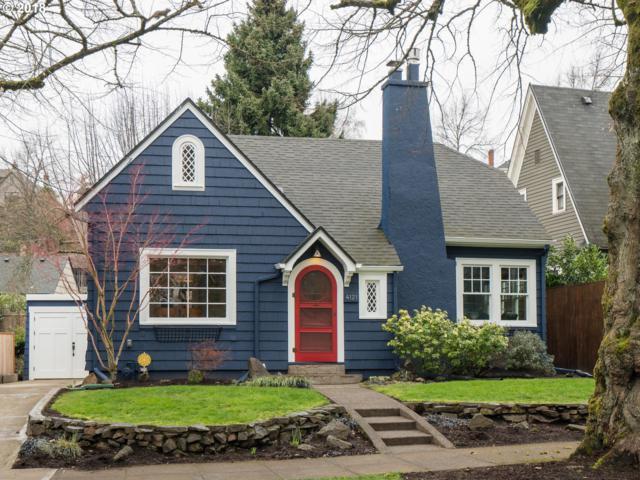 4121 NE Stanton St, Portland, OR 97212 (MLS #18380931) :: Hatch Homes Group