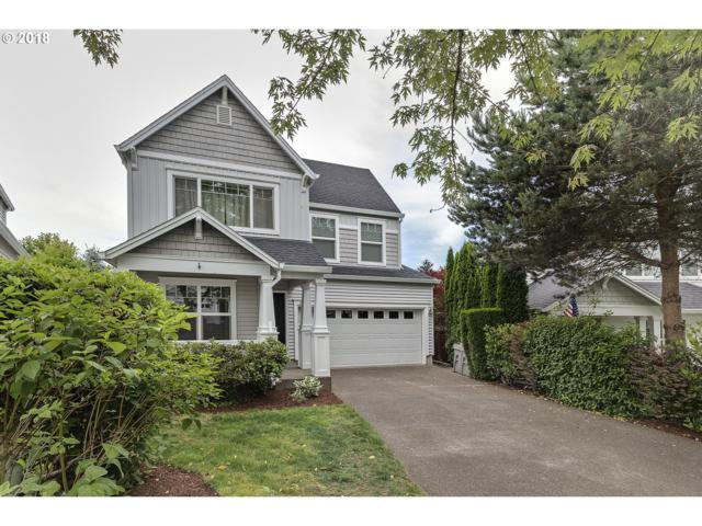 17351 NW Gold Canyon Ln, Beaverton, OR 97006 (MLS #18381140) :: Hillshire Realty Group