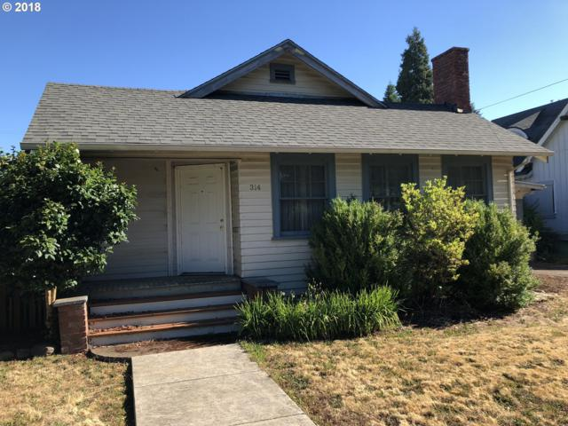 314 Adams Ave, Cottage Grove, OR 97424 (MLS #18381305) :: Song Real Estate