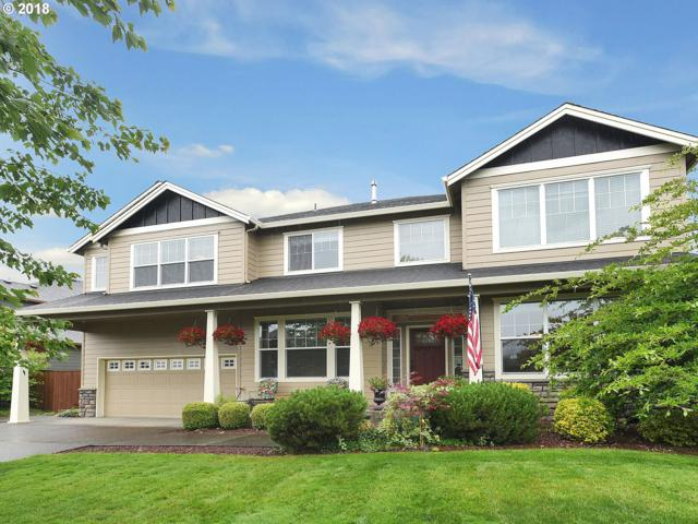 319 Hillshire Dr, Woodland, WA 98674 (MLS #18381316) :: Portland Lifestyle Team