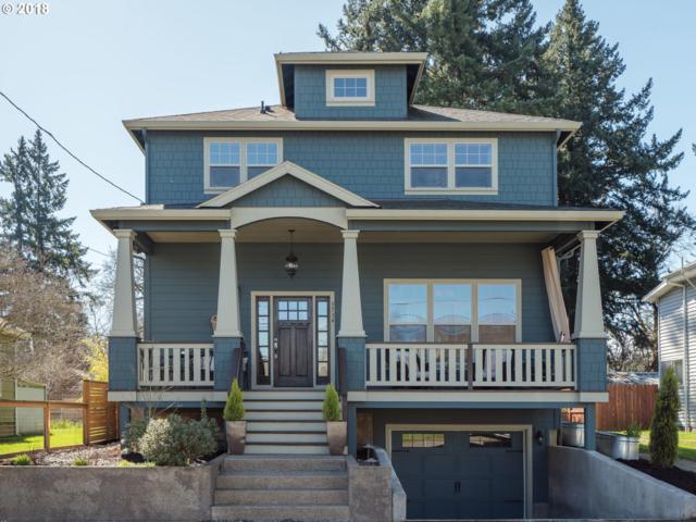 3734 SE Tenino St, Portland, OR 97202 (MLS #18381666) :: Hatch Homes Group