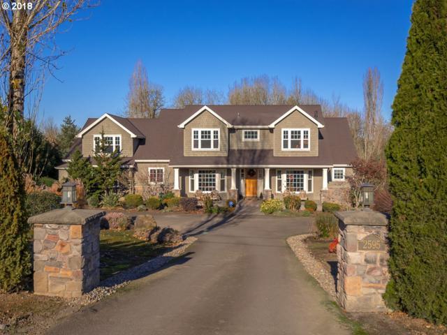 2595 SW Ek Rd, West Linn, OR 97068 (MLS #18382059) :: Hillshire Realty Group