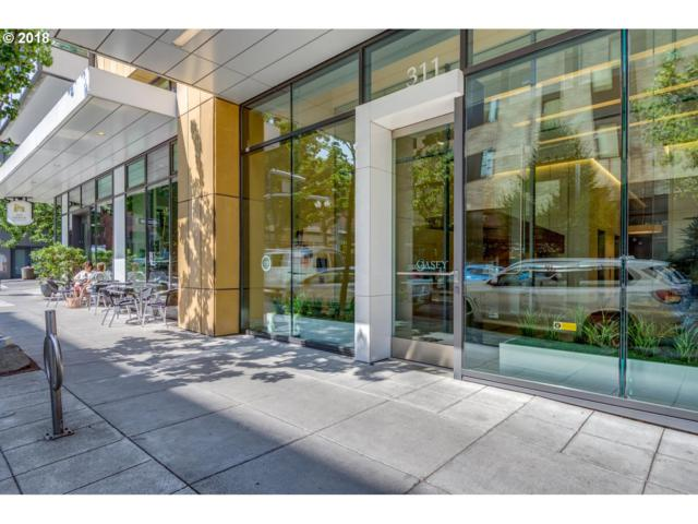 311 NW 12TH Ave #1404, Portland, OR 97209 (MLS #18382276) :: McKillion Real Estate Group