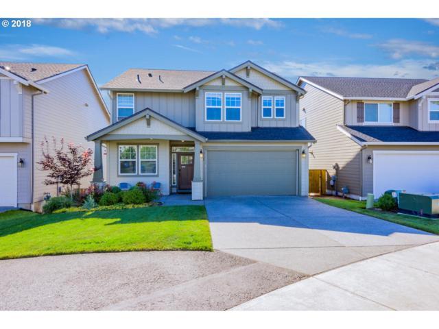 3628 NE Sitka Dr, Camas, WA 98607 (MLS #18382704) :: Fox Real Estate Group