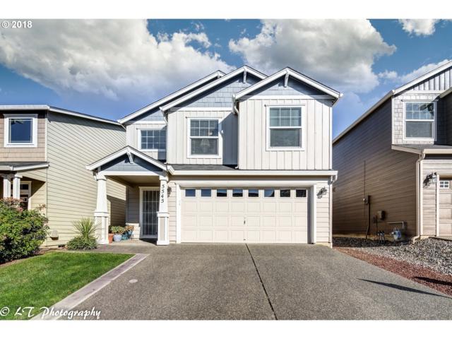 5545 L St, Washougal, WA 98671 (MLS #18383070) :: Realty Edge