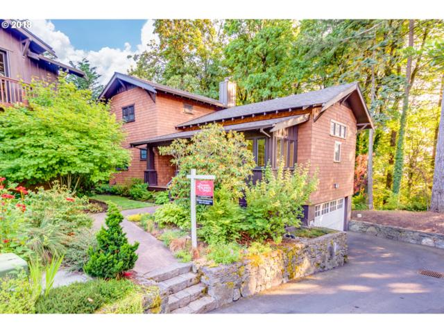 3187 NW Skyline Blvd, Portland, OR 97229 (MLS #18383568) :: Next Home Realty Connection