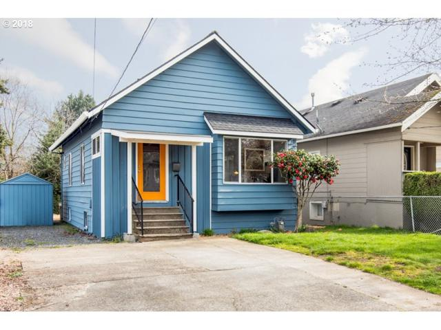 4781 N Drew St, Portland, OR 97203 (MLS #18383995) :: Hatch Homes Group