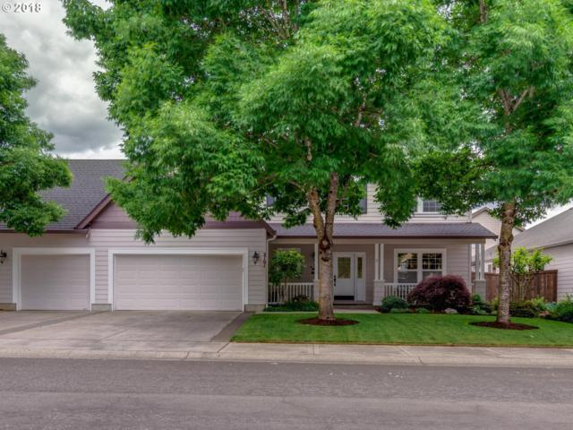 2101 NE 153RD Ave, Vancouver, WA 98684 (MLS #18384103) :: Fox Real Estate Group
