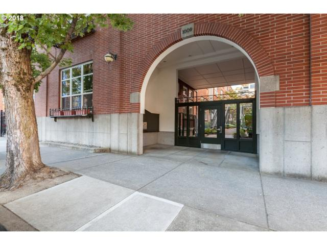 1009 NW Hoyt St #212, Portland, OR 97209 (MLS #18384313) :: Song Real Estate