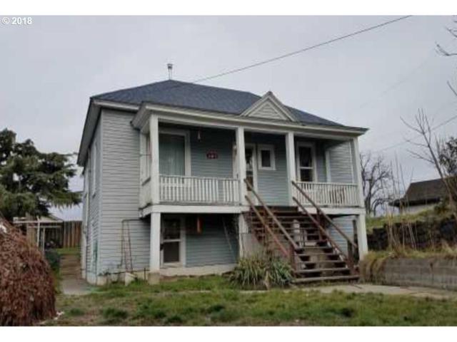 805 Trevitt St, The Dalles, OR 97058 (MLS #18384317) :: Premiere Property Group LLC