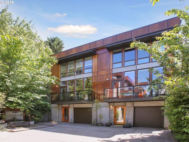 468 NE Brazee St 2B, Portland, OR 97212 (MLS #18384513) :: Hatch Homes Group