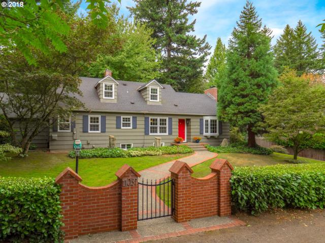 11037 SW Aventine Ave, Portland, OR 97219 (MLS #18385054) :: Next Home Realty Connection