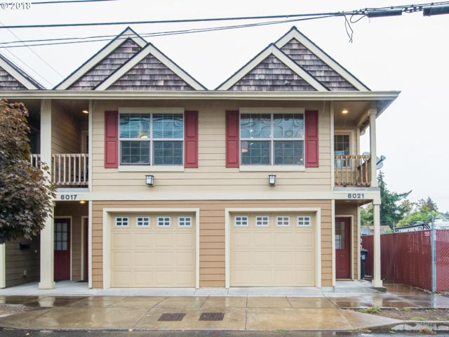 6021 NE Holladay St, Portland, OR 97213 (MLS #18385104) :: Hatch Homes Group