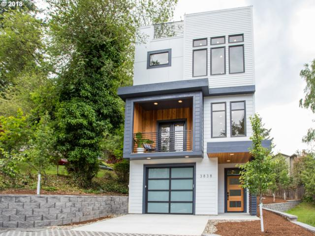 3838 SW Pendleton St, Portland, OR 97221 (MLS #18385345) :: Hatch Homes Group