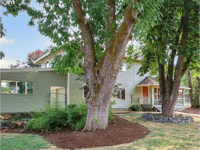 16670 SW Wright St, Beaverton, OR 97007 (MLS #18385617) :: Portland Lifestyle Team